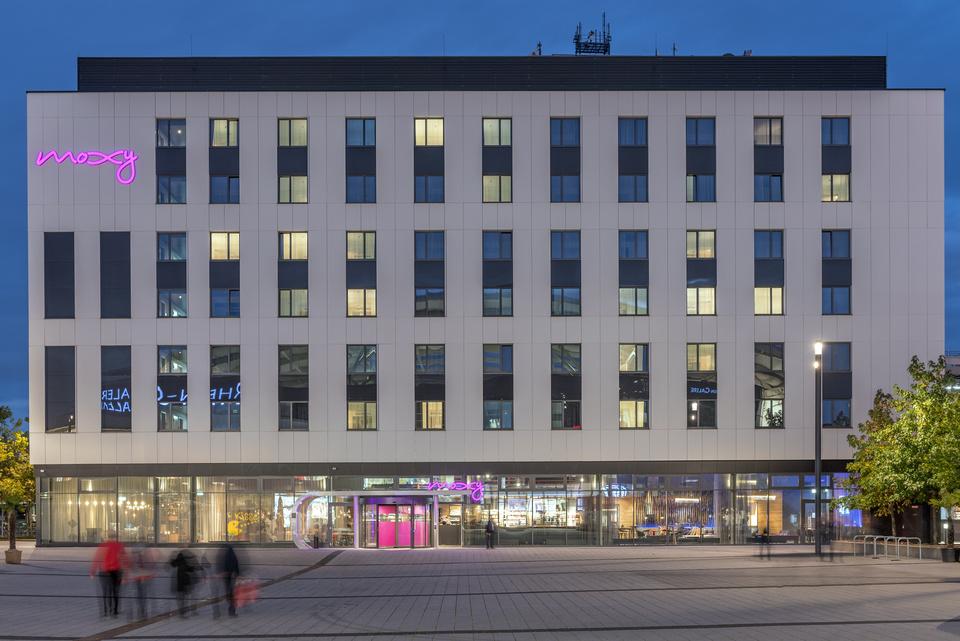 Moxy Hotel Ludwigshafen